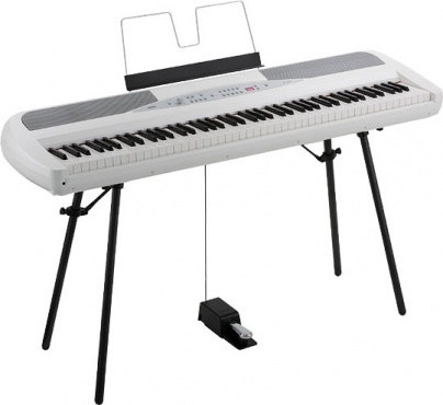 Цифровое фортепиано KORG SP-280-WH