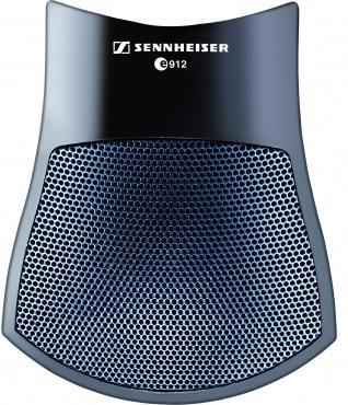 Конденсаторный микрофон SENNHEISER E 912 BK