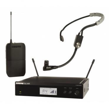 Радиосистема SHURE BLX14RE/SM35 K3E 606-638 MHz