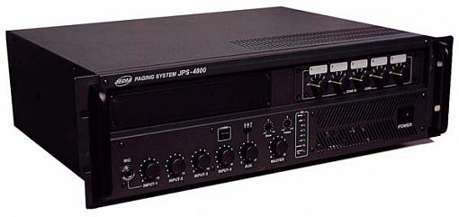Трансляционный усилитель мощности JEDIA JPS-4800