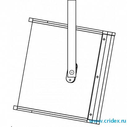 Крепежный элемент VOLTA Cabinet corner