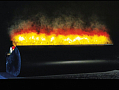 Генератор огня LE MAITRE FAKE FLAME