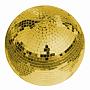 Зеркальный Шар EUROLITE Mirror Ball 40 cm GOLD