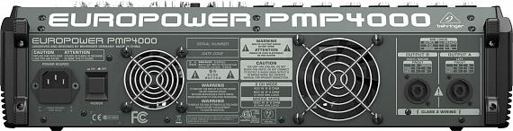 Активный микшерный пульт BEHRINGER EUROPOWER PMP4000