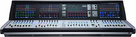Цифровой микшерный пульт SOUNDCRAFT Vi3000 : 72 MO