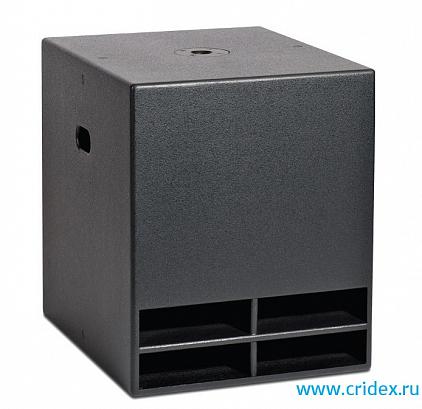 Низкочастотная акустическая система Turbosound TCX-118BR