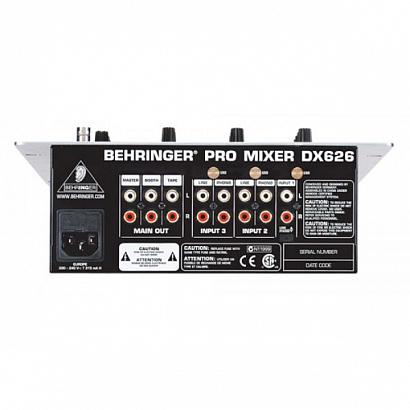 Микшерный пульт BEHRINGER DX626