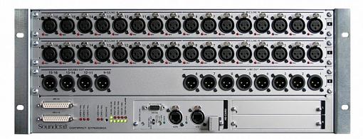 Коммутационный рэк SOUNDCRAFT CSB+AES-Opt