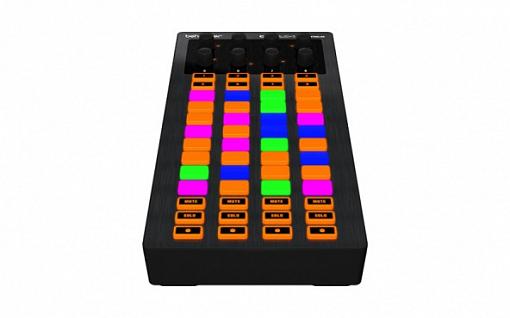 DJ MIDI контроллер BEHRINGER CMD LC-1