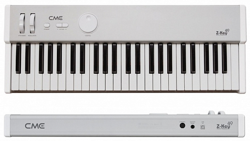 MIDI-клавиатура CME Z-Key 49