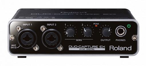 Аудиоинтерфейс ROLAND UA-22