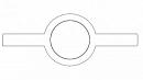 Монтажный элемент Tannoy CMS501/CMS401/CVS4 Plaster ring