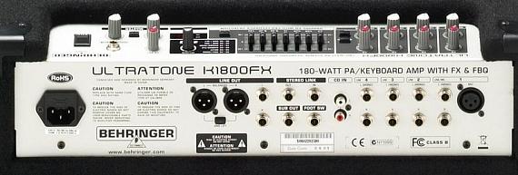 Клавишный комбо Behringer  K1800FX