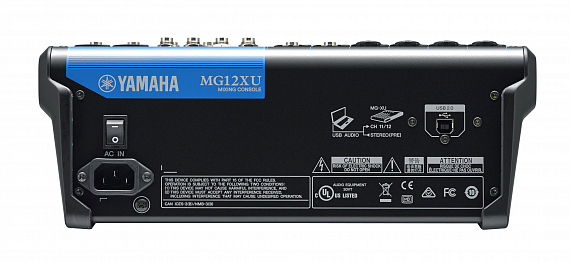 Микшерный пульт YAMAHA MG12XU