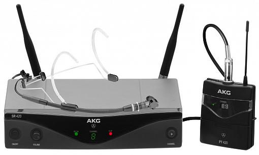 Радиосистема AKG WMS420 Presenter Set Band A