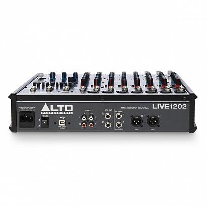 Микшерный пульт ALTO LIVE 1202