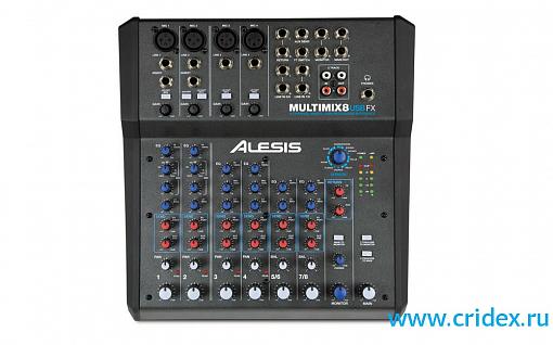 Микшерный пульт ALESIS MultiMix 8USBFX