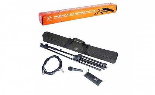 Комплект PEAVEY PV-MSP1 Microphone/Mic Stand Package XLR