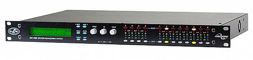 Цифровой процессор DAS AUDIO DSP-4080