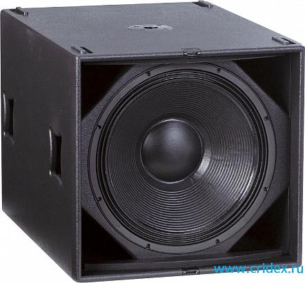 Суббасовая система MARTIN AUDIO WS18X