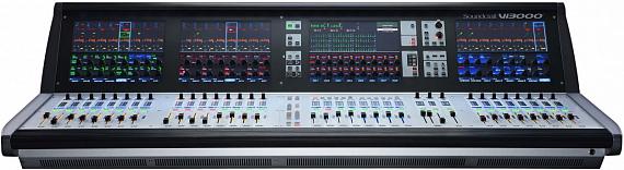 Цифровой микшерный пульт SOUNDCRAFT Vi3000 : 64 MO Multimode optical