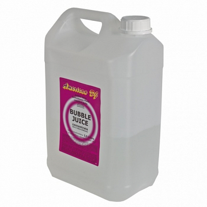 Жидкость мыльных пузырей American DJ Bubble juice 5L
