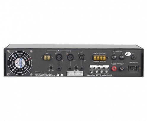 Усилитель мощности DSPPA MP-6425