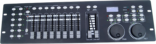 DMX-контроллер DIALighting DMX Operator 1612 shuttle
