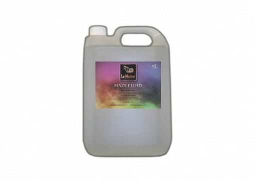 Жидкость тяжелого дыма LE MAITRE LSX & LSG LOW SMOKE FLUID 5л