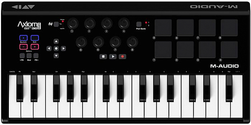 MIDI-контроллер M-Audio Axiom AIR MINI 32