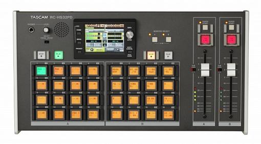 Контроллер TASCAM RC-HS32PD