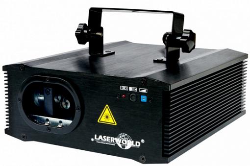 Лазер LASERWORLD ES400RGB