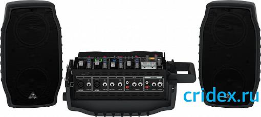 Портативная система звукоусиления BEHRINGER PPA200