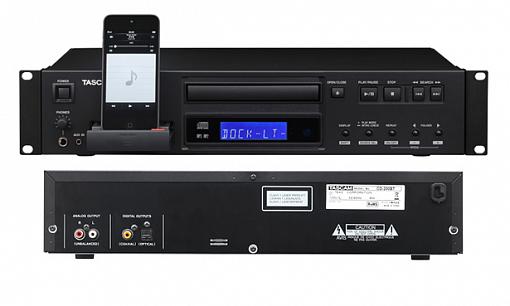 CD-проигрыватель TASCAM CD-200iL