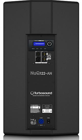 Активная акустическая система Turbosound NuQ-122-AN