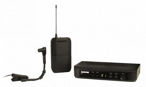 Радиосистема SHURE BLX14E/B98 K3E 606-638 MHz