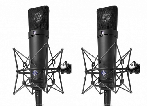 Комплект Neumann U 87 Ai Stereo Set mt