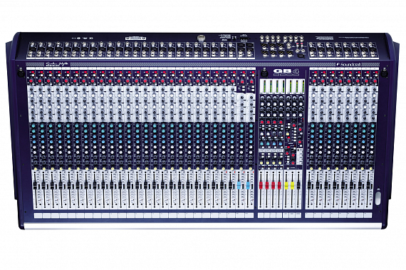 Микшерный пульт SOUNDCRAFT GB4-32