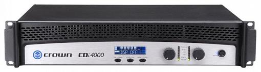 Усилитель мощности CROWN CDi 4000