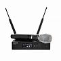 Вокальная радиосистема SHURE QLXD24E/B87A K51 606 - 670 MHz