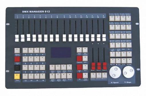 DMX-контроллер DIALighting DMX Console 512