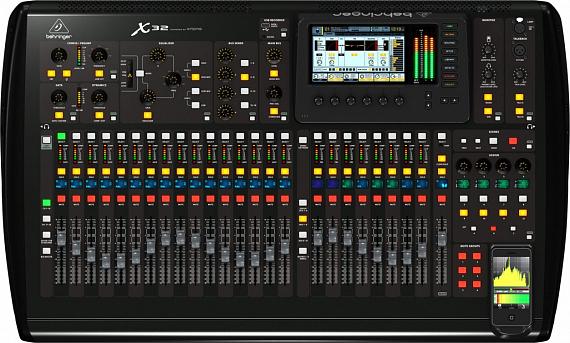 Микшерная консоль BEHRINGER X32