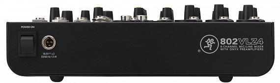 Микшер MACKIE 802 VLZ 4