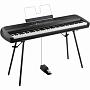 Цифровое фортепиано KORG SP-280-BK