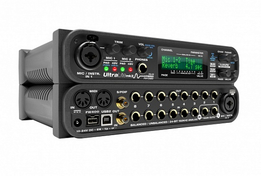 Аудиоинтерфейс MOTU UltraLite mkIII Hybrid
