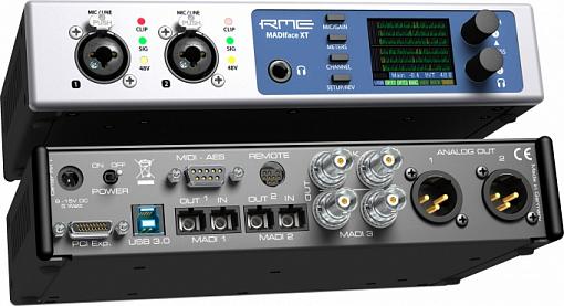 Аудио интерфейс RME MADIface XT