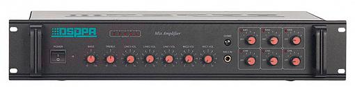 Микшер-усилитель DSPPA MP-610P