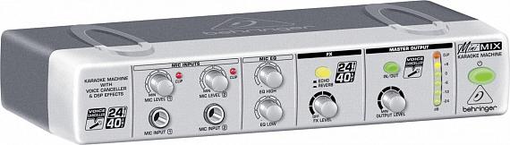Процессор эффектов BEHRINGER MIX800