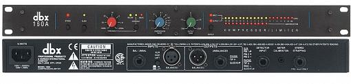 Компрессор-лимитер DBX 160A