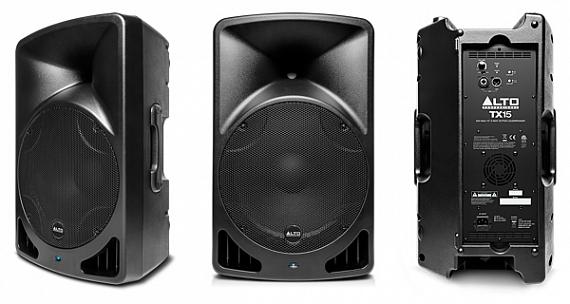Активная акустическая система ALTO TX12